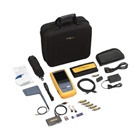 Fluke Networks OneTouch AT Network Assistant, Copper/Fiber LAN Wi-Fi, Inline, and Capture Options