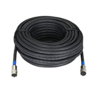 RapidRun Cable System Runner Cable, Multimedia, Blue, Coax, Plenum CMP, 50-ft. (15.2-m)