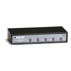 2x4 DVI Matrix Switch with Audio