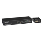 DVI-D Extender with Audio and EDID