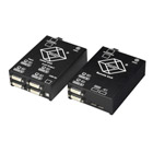 ServSwitch Dual DVI Single-Mode Fiber Optic KVM Extender, USB