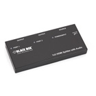 1 x 2 HDMI Splitter with Audio