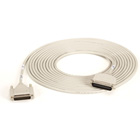 Dot-Matrix Printer (18-Conductor) Cable, Centronics Male/DB25 Male, 15-ft. (4.5-m)