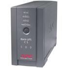 APC Back-UPS CS, 500 (300-W/500-VA), Black