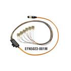 MTP 12-Fiber Fanout Cables, Custom Lengths