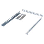 Equipment Mounting Rails, 1U