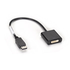 DisplayPort Adapter - 32 AWG, DisplayPort Male to DVI-I Female