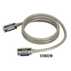 IEEE 488 Cable, Double-Headed Male/Female, Both Ends, 2-m (6.5-ft.), (HP Part #9643M)