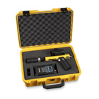 F3X High-Power Fiber Fault Finder Kit with Aerial Scope