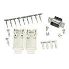 RS-232 Connector Kit, DB9 Male