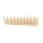 V.35 and M/50 Pins, Male, 100-Pack