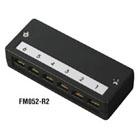 Drop Split Adapters, (6) RJ-45 8-Wire Female, (1) Telco 50 Male