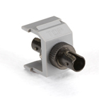 GigaStation Snap Fitting - ST Adapter, Gray
