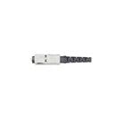 Crimp Lock Fiber Optic Connector, Multimode, SC
