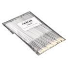 Mini Foam Swabs, 2.5-mm, 50-Pack
