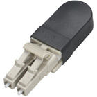 LC Loopback Adapter, Single-Mode, 8.5-/125-µm