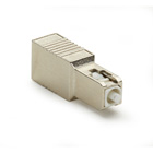 Fiber Optic In-Line Attenuator, Single-Mode, Male/Female, SC, UPC, 10 dB