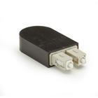 Fiber Optic Loopback, OM1 62.5-Micron Multimode, Beige, SC