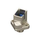 Fiber Optic Adapter, SC–FC, Multimode, Simplex, Square Mounting