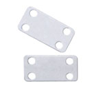 Cable Tags, 100-Pack, 1.5
