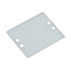 Cable Tags, 100-Pack, 2.375