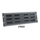 Category 3 RJ Modular Patch Panels, RJ-11 6-Wire, (3) Telco 50 Male