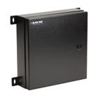 NEMA 4 Rated Fiber Optic Wallmount Enclosure, 2 Adapter Panels