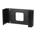 Heavy-Duty Hinged Wall Bracket, 10.5