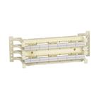 CAT5e 100-Pair Wiring Block Kit, (20) 4-Pair Connecting Blocks, (4) 5-Pair Connecting Blocks