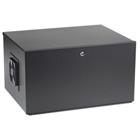 6U DVR Lockbox with Fan