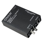 AutoCross Media Converter, 10BASE-T to Duplex 10BASE-FL, Multimode ST, 1-Port