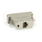 Console Server Adapter for Value Line Console Server,  DB25F to RJ-45
