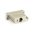 Console Server Adapter for Value Line Console Server,  DB25M to RJ-45