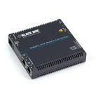 Gigabit PoE Media Converter - 10/100/1000BASE-T to SFP