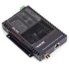 PoE+ Industrial Gigabit Ethernet Media Converter, SFP