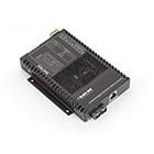 PoE+ Industrial Gigabit Ethernet Media Converter, Single-Mode, SC, 12-km