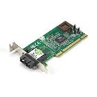 PCI Fiber Adapter, 100BASE-FX, Multimode, SC