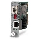 Dynamic Fiber Conversion System Module, (1) 10GBASE-T Port to (1) XFP Slot