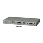 Dynamic Fiber Converter System 5-Slot Managed Power Chassis, Rackmount with (1) AC Power Supply
