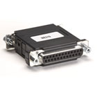 Asynchronous Modem Eliminator (AME), DB25, Female/Female (with Special Pinning)