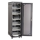 Mass Charging Cabinet - 72-Device, Cable Management
