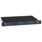 Pro Switching System 1U NBS, Fiber Multimode SC A/B, 4-Port, Network Manageable