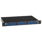 Pro Switching System 1U NBS, Fiber Multimode SC A/B, 6-Port, Network Manageable