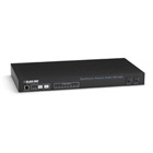 Horizontal Rackmount Remote Power Manager, 208-240 VAC, Dual Circuit, (8) IEC-320-C13 Outlets