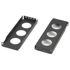 Rail Extension Bracket, 2U, 6