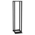 Freedom Rack Plus with 12-24 Rails, 45U, 19