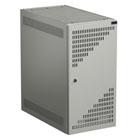 CPU Security Cabinet - Light Gray