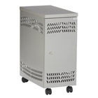 CPU Mobile Security Cabinet - Light Gray