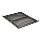 Fixed Vented Server Shelf, 22.25