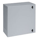 L-Box Wallmount Cabinet, 6U